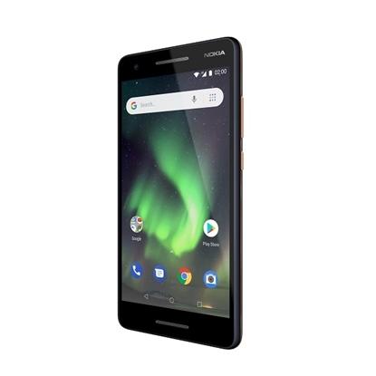 Picture of Nokia 2.1 Dual SIM 8GB - Blue/Cooper