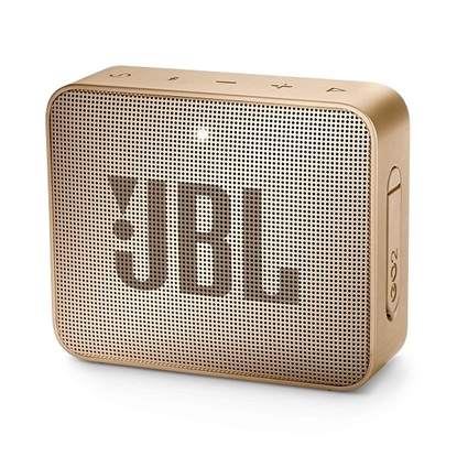 Picture of JBL GO 2 Portable Bluetooth Speaker - Champagne