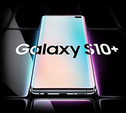 Samsung Galaxy S10 Plus 128 GB Dual LTE - White