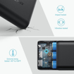Picture of Anker PowerCore 20,000 mAh Power Bank with QC 3.0  - Black