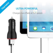 Picture of Anker , PowerDrive , 2 Ports 24W With 3ft Micro-USB Cable - Black