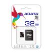 صورة اداتا ، بطاقة ذاكرة مايكرو SDHC بسعة 32GB الفئة 4 مع محول