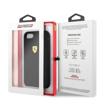 Picture of Ferrari Silicon Case For iPhone 8 - Black