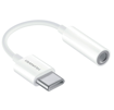 Picture of Huawei Adapter USB Type-C to 3.5mm Audio Headphone Jack CM20 - White