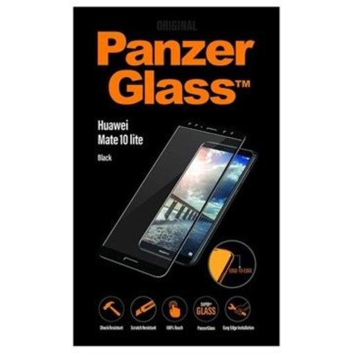 صورة بانزر جلاس ، حماية  شاشة زجاجية ، لأجهزة هواوي Mate10 Lite - شفاف
