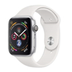 Picture of Apple Watch Series 4 GPS, 44mm Aluminium Case with White Sport Band - Silver
