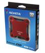 صورة اداتا ، SD600 هاردسك خارجي SSD  بسعة 512 GB مقاوام للصدمات - احمر