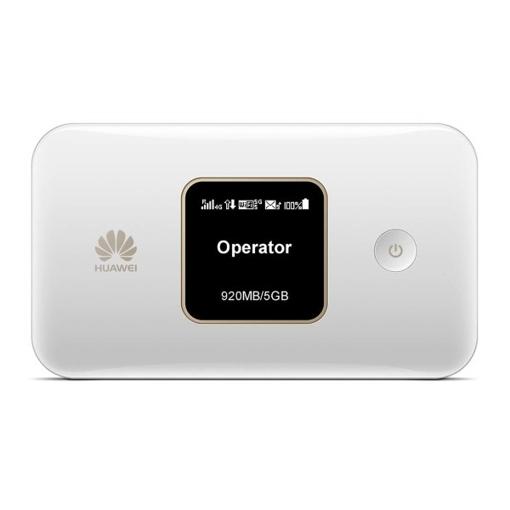 Huawei Elite 2 E5785Lh WiFi Router ,CAT6 4G LTE , 3,000 mAh - White