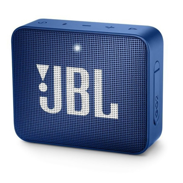 Picture of JBL GO 2 Portable Bluetooth Speaker - Blue