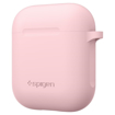Picture of Spigen Silicone Case with Hook for AirPods - Pink