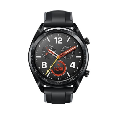 Picture of HUAWEI WATCH GT Sport V401 Black Rubber Graphite Black Sport