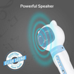 Picture of Promate Wireless Karaoke Microphone and Speaker - Blue