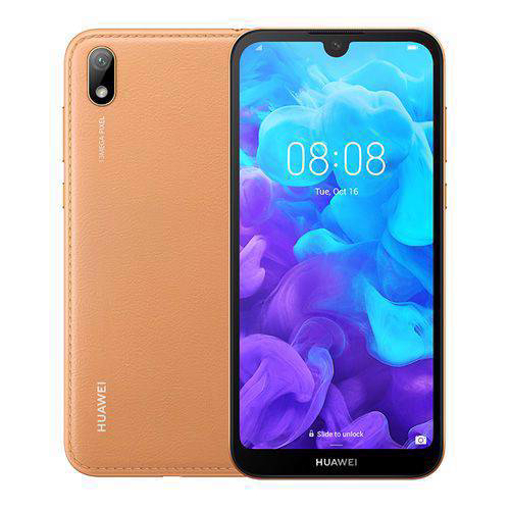 Huawei Y5 2019 Dual 4G 32GB - Amber Brown