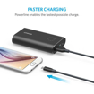 Picture of Anker PowerLine , Micro USB 6ft - Black