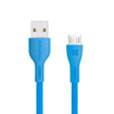 Picture of Promate Durable Ultra-Fast Cable USB-A To Micro-USB Cable 1.2m - Blue