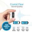 Picture of Promate Atom Sleek Multipoint PairingWireless Headset - Grey