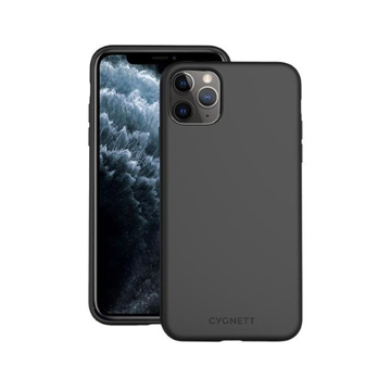 Picture of Cygnett Skin Soft Feel Case for iPhone 11 Pro - Black