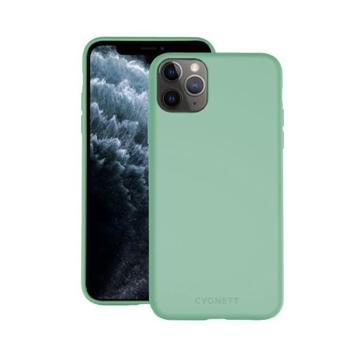 الصورة: سيجنت غطاء حماية سيليكون لاجهزة ابل  iPhone 11 Pro -  اخضر