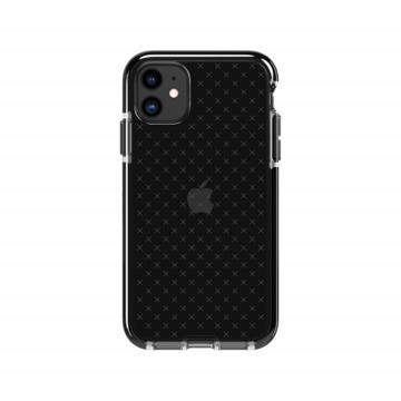 الصورة: تيك 21 ايفو شيك غطاء حماية خلفي لاجهزة ابل iPhone 11 - اسود