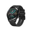 Picture of Huawei Watch GT 2 Sport 46 mm, Stainless Steel, Black Fluoroelastomer Strap