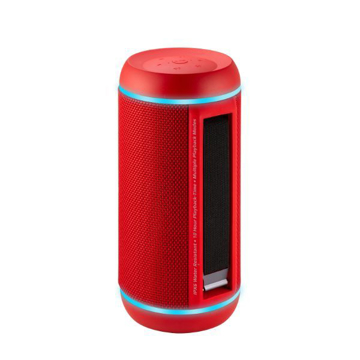 Picture of Promate 30W TWS Speaker with LED Light Show Blue - Red