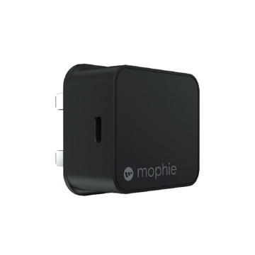 Picture of Mophie Wall Adapter-USB-C-18W - Black