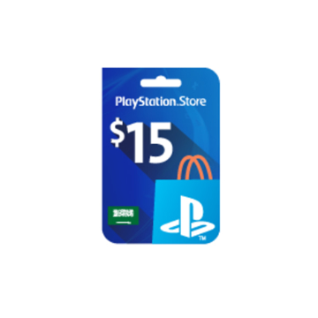 Picture of PlayStation Network - $15 PSN Card (Saudi Store)