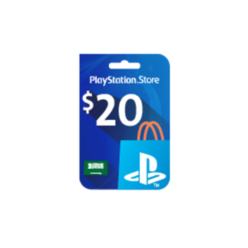 Picture of PlayStation Network - $20 PSN Card (Saudi Store)