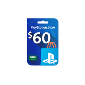 Picture of PlayStation Network - $60 PSN Card (Saudi Store)