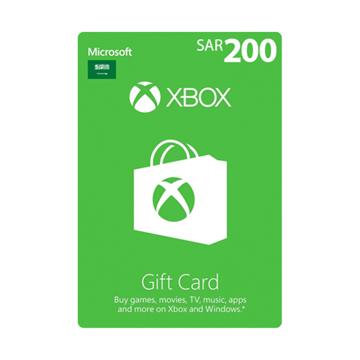 Picture of Microsoft Xbox Live - SAR 200 (Saudi Store)