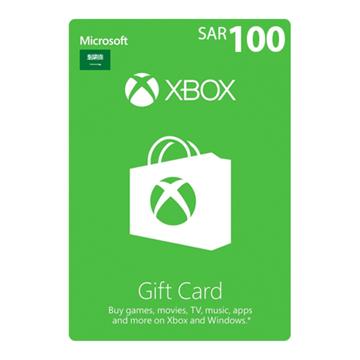 Picture of Microsoft Xbox Live - SAR 100 (Saudi Store)
