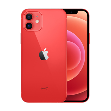 Picture of Apple iPhone 12, 64 GB - (PRODUCT)RED