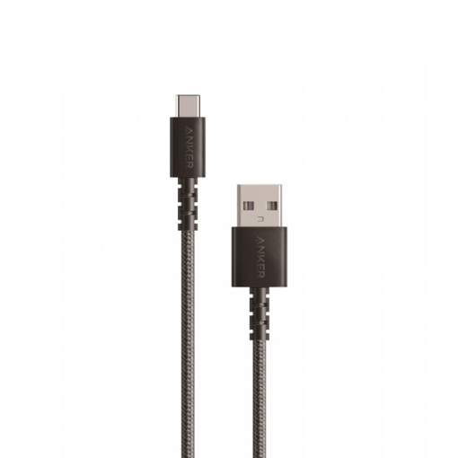 Picture of Anker PowerLine Select+ USB-C To USB-A 2.0 3ft - Black