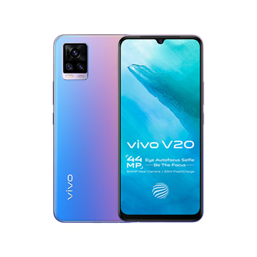 Picture of vivo V20 128GB, Ram 8GB, 4G - Sunset Melod