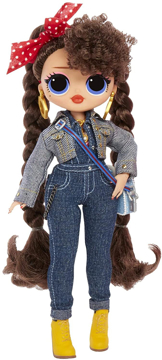Picture of L.O.L Surprise O.M.G. Busy B.B. Fashion Doll with 20 Surprises