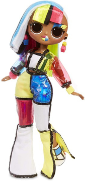 Picture of L.O.L. Surprise OMG Doll Lights Fashion Doll