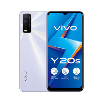 Picture of vivo Y20s 128 GB, Ram 8 GB - Dawn White