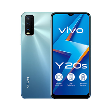 Picture of vivo Y20s 128 GB, Ram 8 GB - Purist Blue