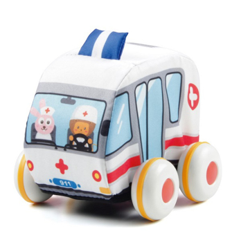 Picture of Baby Love 2Pcs Cartoon Cloth Car 33-1813221