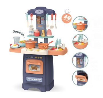 Picture of Family Center Kitchen Play Set  with Light and Music