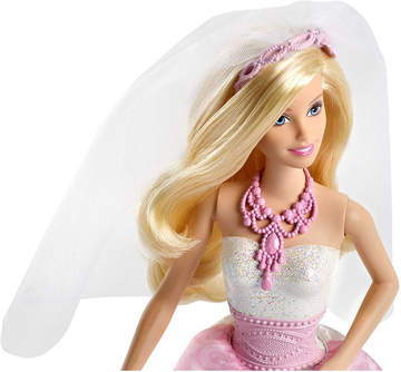 Picture of Barbie Royal Bride Fashion Doll