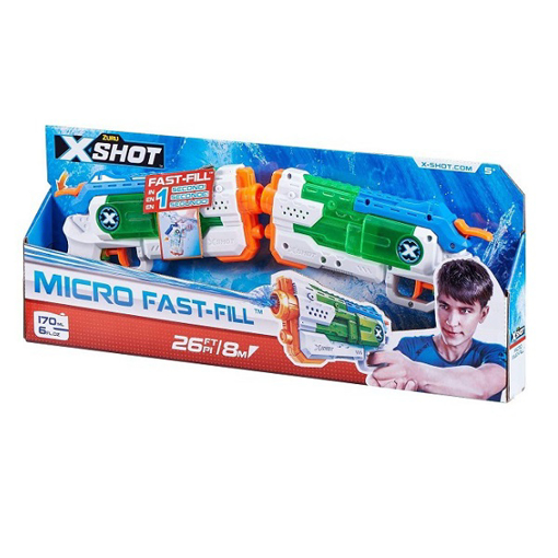 Picture of X-SHOT- Fast Fil Combo Pack-Small 2P