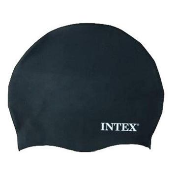 الصورة: قبعة سباحة انتيكس باللون الاسود