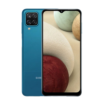 "Picture of Samsung Galaxy A12  Dual Sim LTE, 6.4"" 64 GB - Blue"