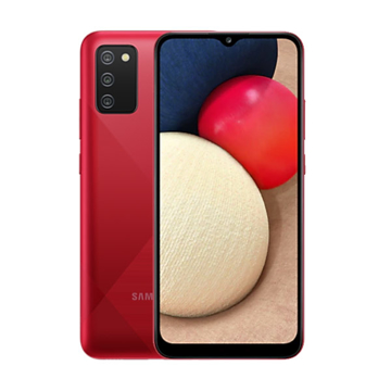 Picture of Samsung Galaxy A02s, 32 GB - Red