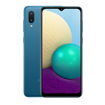 Picture of Samsung Galaxy A02, 32 GB - Blue