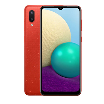 Picture of Samsung Galaxy A02, 32 GB - Red