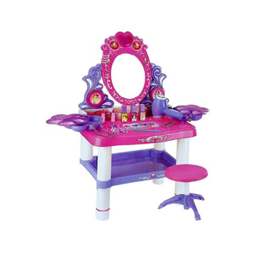 Picture of Beauty Dresser Vanity Makeup Table Set