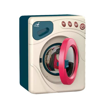 الصورة: LIMODO Household Plastic Mini Washing Machine Toy With Music & Light