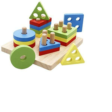 Picture of Wooden Stacking Block